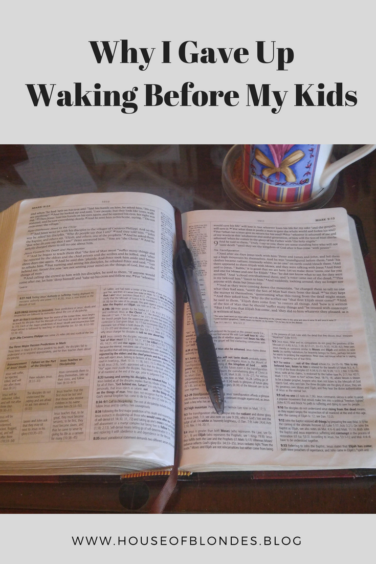 Why I Gave Up WakingBefore My Kids (2)